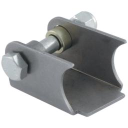 Allstar ALL60101 Right Hand Notched Weld-On Style Coil-Over Shock Mounting Bracket