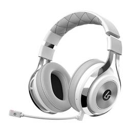 LS50X Wireless Stereo Gaming Headset for Xbox w/Bluetooth Snoop Dogg (White)