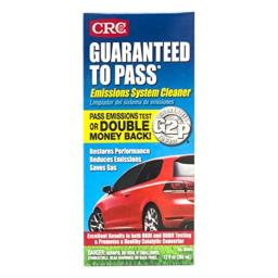 CRC 05063 12 Fluid Ounce Guaranteed to Pass Emissions Test Formula