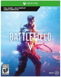 Xbox One Battlefield V Deluxe Edition Digital + 1 month EA access Card