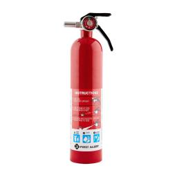 4 Pack First Alert Home Fire Extinguisher Rated 1-A:10-B:C, Model# HOME1