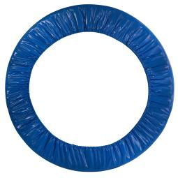 """38"""" Mini Round Trampoline Replacement Safety Pad (Spring Cover) for 6 Legs - Blue"""
