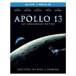 Apollo 13 20th anniversary edition (blu ray w/digital hd) BR61168453