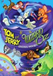 Tom & jerry-wizard of oz (dvd/eco) DT167939D