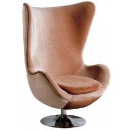 100 Essentials 8001502 Fabric Egg Chair