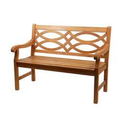 Achla OFB-14N Hennell Bench in Natural Oiled