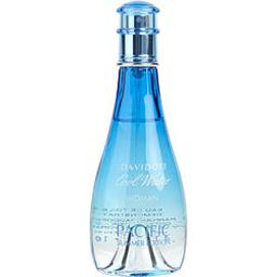 Cool Water Pacific Summer By Davidoff , Edt Spray 3.4 Oz (Limited Edition 2017) *Tester