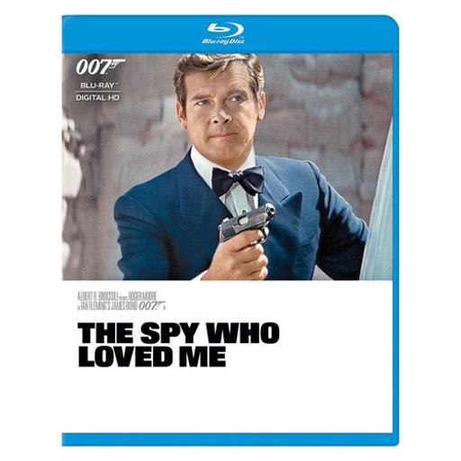 Spy who loved me (blu-ray) A43AMKOTQ9DBUQ62