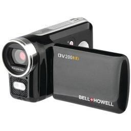 Elbdv200Hd Bell+Howell 5.0 Megapixel Dv200Hd High-Definition Digital Video Camcorder