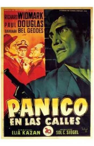 Panic in the Streets Movie Poster (11 x 17) 8VBNG4WBZF1NHAED