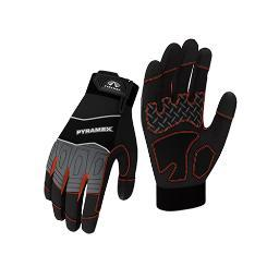 Pyramex safety products gl102x2 pyramex safety products gl102x2 trade series gloves 2xl