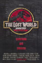 The Lost World Jurassic Park 2 Movie Poster (11 x 17) MOVID5970