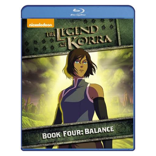 Legend of korra-book four-balance (blu ray) (2discs) QMVUDGHBRSFAGA6J