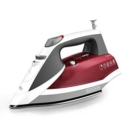 Applica IR2050 Black Decker Vitessa Advanced Iron Dual Position Red