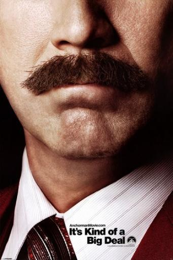 Anchorman 2 The Legend Continues - Teaser Poster Poster Print K7HV1GDICMRPY1ZL