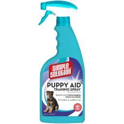 Simple Solution 13200 Simple Solution Puppy Aid Training Spray 16Oz 1.7 X 3.9 X 11