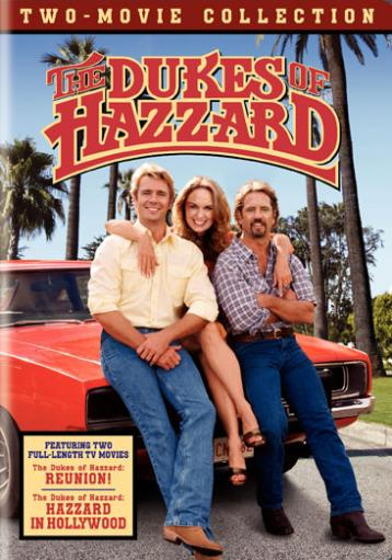 Dukes of hazzard tv dbfe (dvd/2 disc/reunion/hazzard in hollywood) PQO9I8XHVVMM2C5W