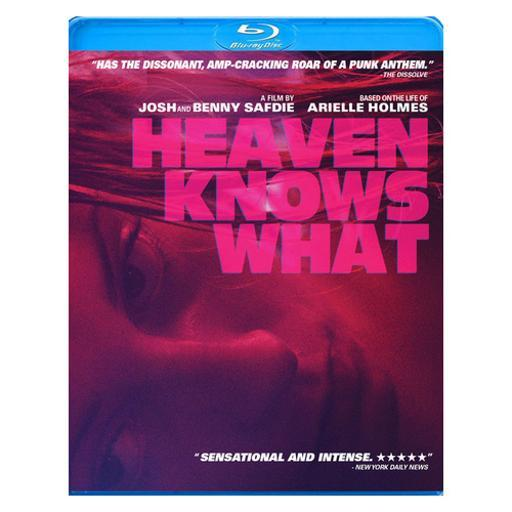 Heaven knows what (blu-ray) 1287467