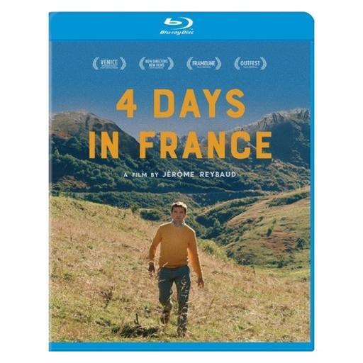 4 days in france (blu ray) (ws/1.85 w/french dts) JPCWJ64ISAPNU2GP