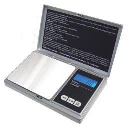 American Weightscales Aws-1kg-sil American Weigh Scales Signature Series Silver Aws-1kg-sil Digital Pocket Scale 1000