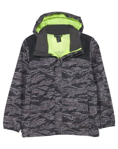 North Face Novelty Resolve Jacket Big Kids Style : Cn58 thumbnail