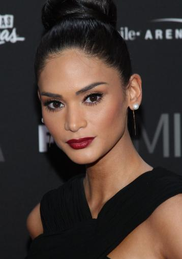 Pia Wurtzbach, Miss Universe 2015 At Arrivals For The 2016 Miss Usa Red Carpet - Part 1, T-Mobile Arena, Las Vegas, Nv June 5, 2016. Photo By.