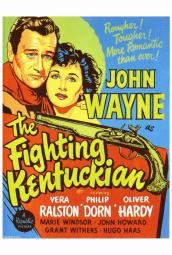 The Fighting Kentuckian Movie Poster Print (27 x 40) MOVIF9349