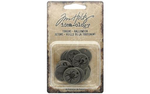Timth 93721 tholtz idea-ology halloween tokens