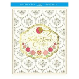 Sailor moon-crystal-set 2 (blu-ray/dvd/4 disc/limited edition) BR579816