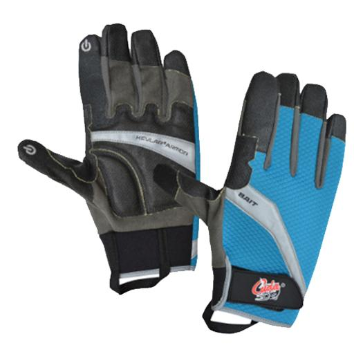 Cuda brand fishing products 18214 cuda brand fishing products 18214 cuda offshore gloves, large