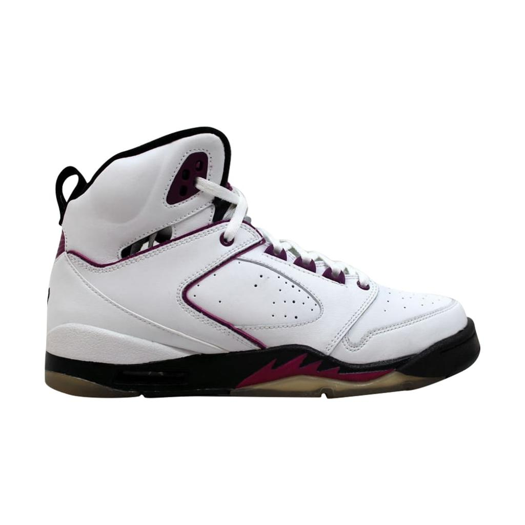 info for 4ef95 c0ba5 Nike Air Jordan Sixty 60 Plus White Red Plum-Black 365374-151