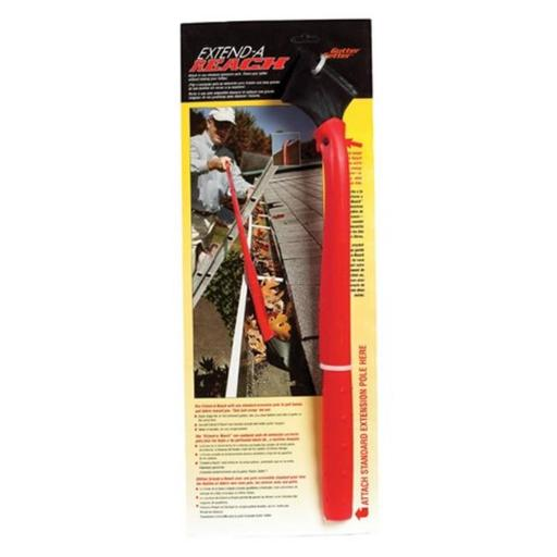 Gutter Getter 00324 7 in. Extend-A-Reach Gutter Getter