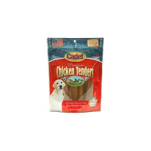 IMS TRADING CORPORATION CADET PREMIUM CHICKEN TENDERS DOG TREATS 1 LB YXF0KKIJVWTZMHGN