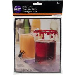 Party Cups 6/Pkg-Beaker Holds 5.7Oz W2657