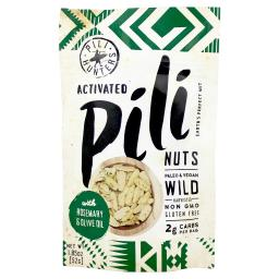 Pili Hunters - Activated Pili Nuts Raw Cacao