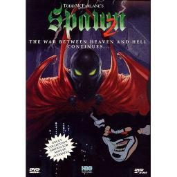 Todd McFarlane's Spawn 2 (Uncut Collector's Edition) (1997) DVD 026359148729