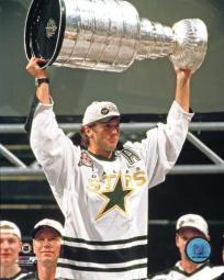 Mike Modano with the 1999 Stanley Cup Photo Print PFSAAMD03601