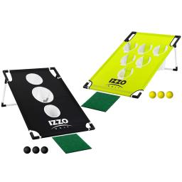 Izzo Golf Pong-Hole Practice Chipping & Game Set,  Brand New