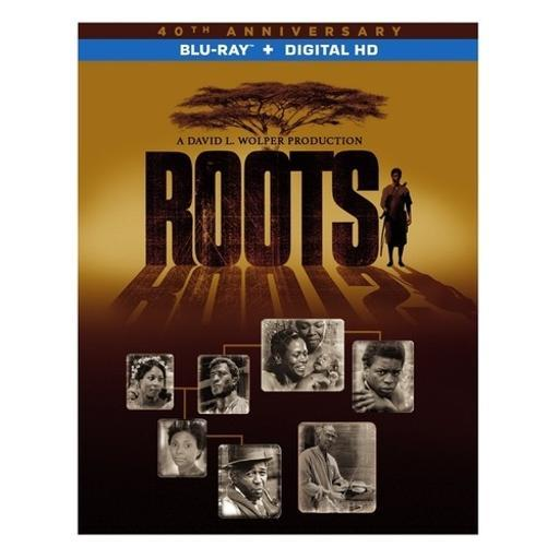 Roots-complete original series (blu-ray/digital hd/40th anniversary) UF24YQPSHPH4UV8W