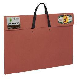 Star products 220h red wallet portfolio 20x26x2 w/handles
