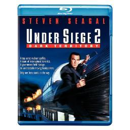 Under siege 2-dark territory (blu-ray) BR41617