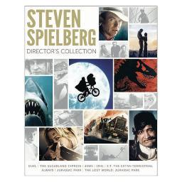 Steven spielberg directors collection (blu ray) (8discs) BR61163829