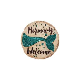 Spoontiques 13263 9 stepping stone  mermaid