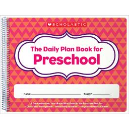 Scholastic teaching resources 3 ea daily plan book for 806458bn