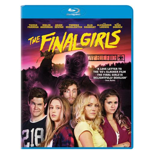 Final girls (blu-ray/dol dig 5.1) HBIFPSJFCBJLHN3P