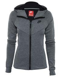 Nike Sportswear Tech Fleece Full-zip Hoodie Womens Style : 842845