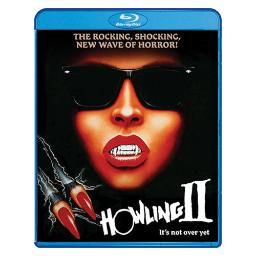 Howling ii-your sister is a werewolf (blu ray) BRSF15947