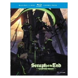 Seraph of the end-vampire reign-season 1 part 1 (dvd/blu ray) (4discs) BRFN01482