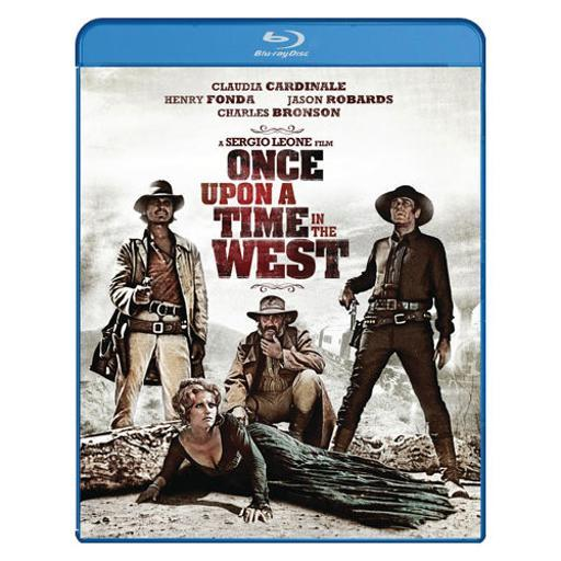Once upon a time in the west (blu ray) (ws/2017 re-release)