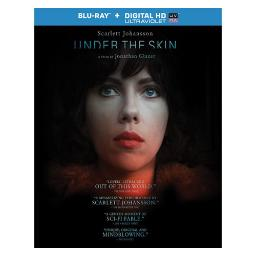 Under the skin (blu ray w/uv) (ws/eng/eng sub/span sub/eng sdh/5.1 dts) BR45906